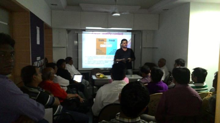 "Seminar on ""How to build effective Website"""