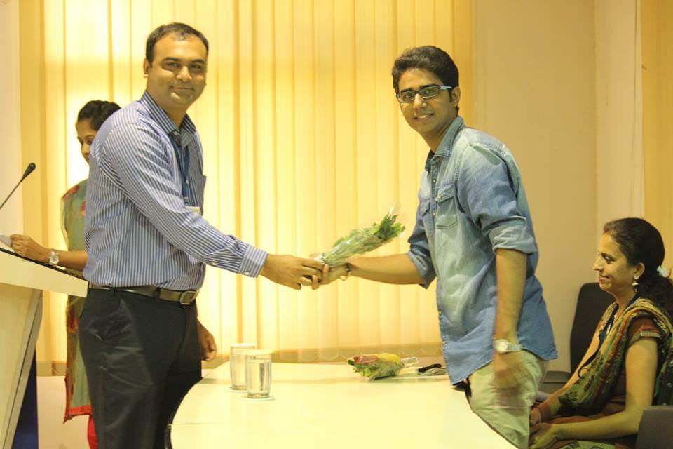 WordPress seminar – Harsh Mehta