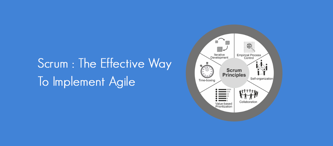 Scrum: The Effective Way To Implement Agile