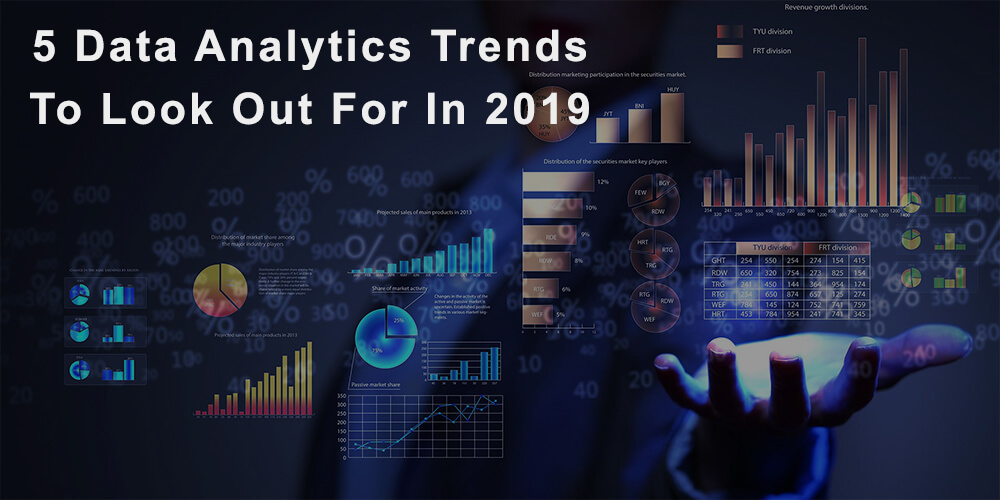 5 Data Analytics Trends to Look Out for in 2019