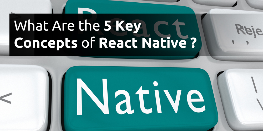 What Are the 5 Key Concepts of React Native?