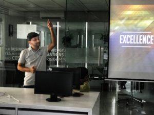 Jignesh Wadia, Team Excellence