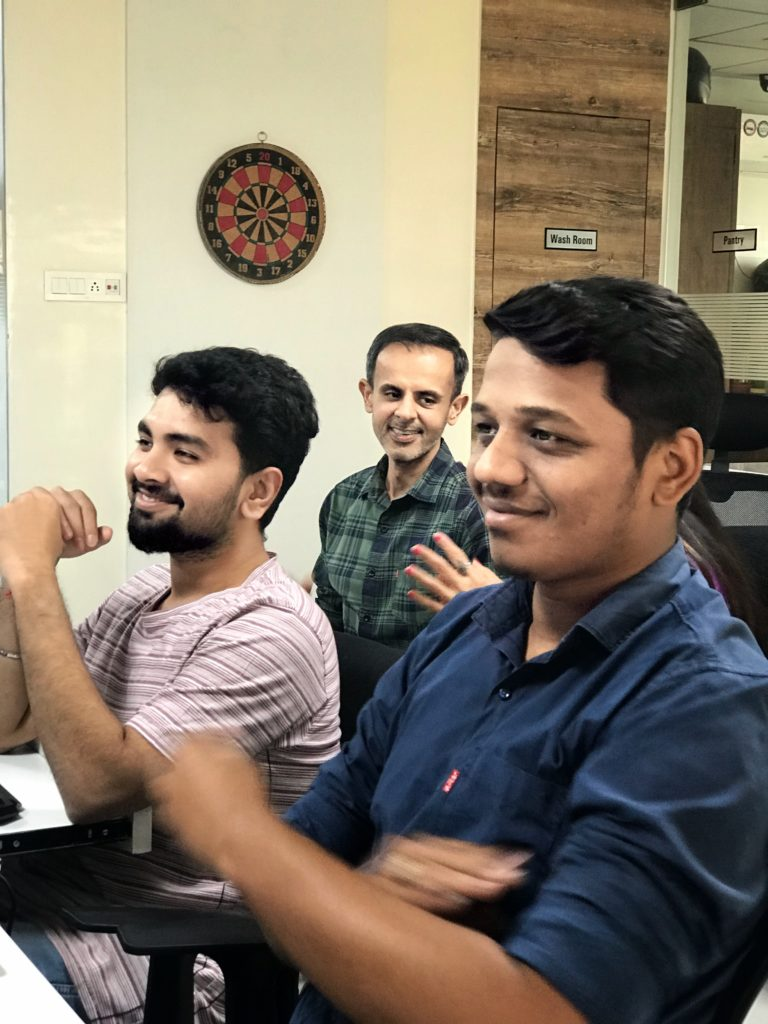 Jitesh Kapadia, CEO at August Infotech