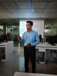 Pratik Mehta, Team People