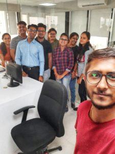 Team People, Quarter 1 Leader - Raviraj