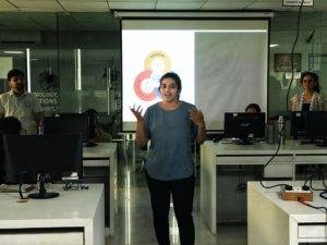 Vidhi Shah, Team - Team Work